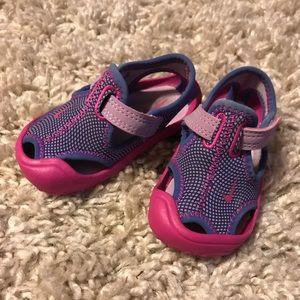 Nike Sunray sandals Toddler girl